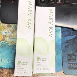 Mary Kay botanical effects Freshen and cleanse 2